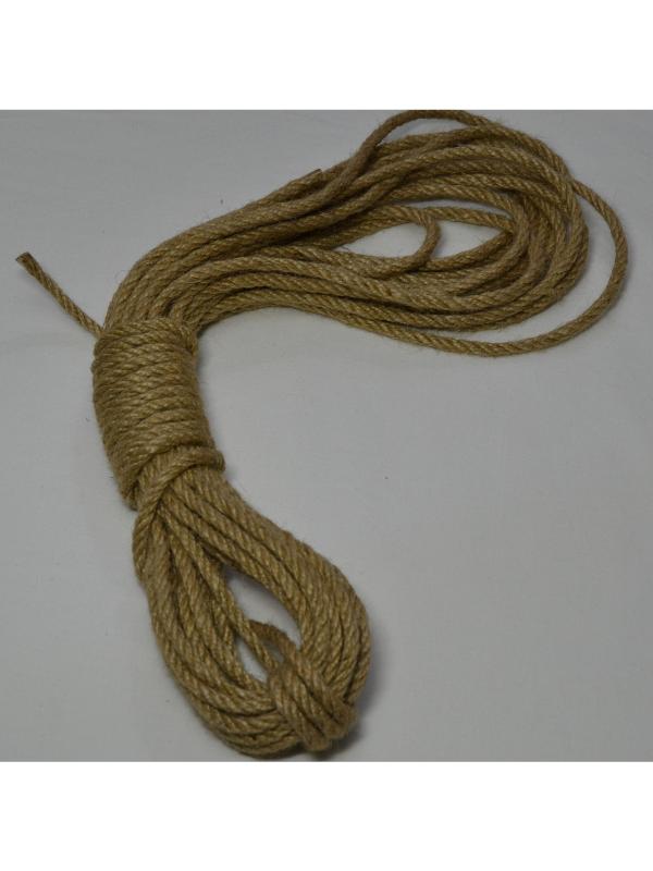 Straw (jute) Rope-6 mm