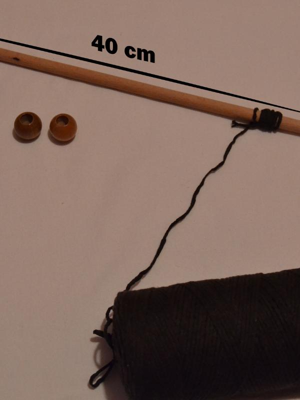 Wooden Sticks-40 cm