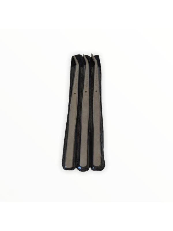 Serrated, Pin Overlock Tweezers