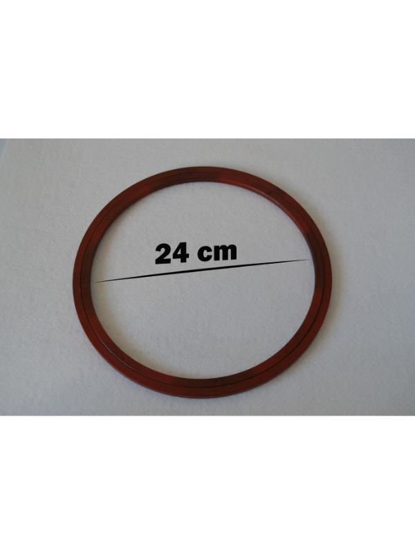Plastic Embroidery Hoop 24 cm