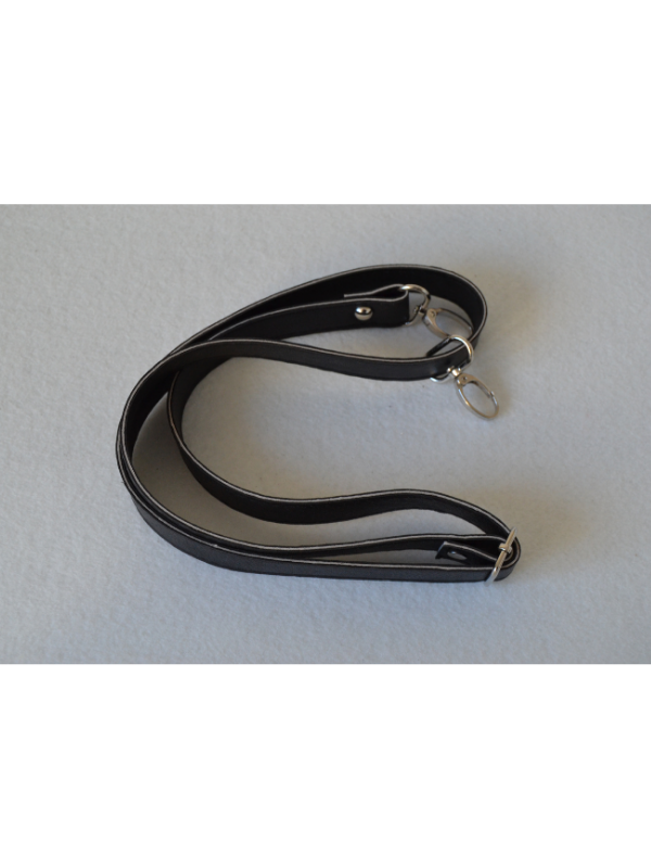 Leather Extension Strap-Black
