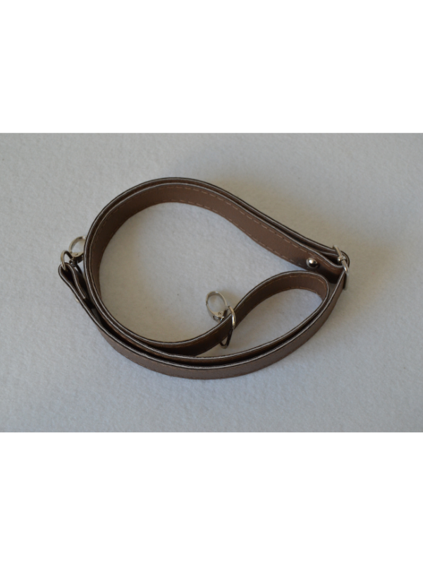Leather Extended Strap-Tan