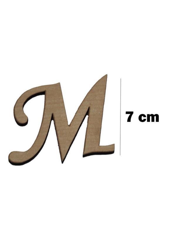 Wooden Letter (M)