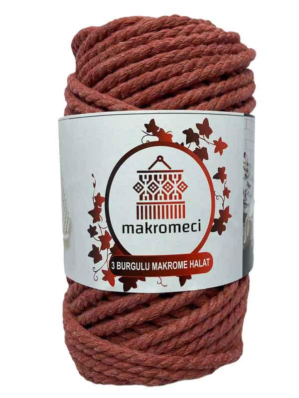 Macrame Rope 5 mm 3PLY-Tile