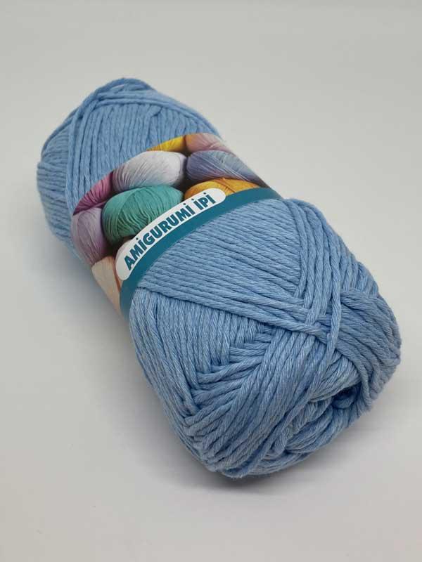 Amigurumi Yarn-Baby Blue