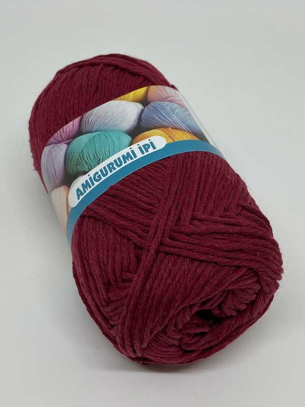 Amigurumi Yarn-Burgunday