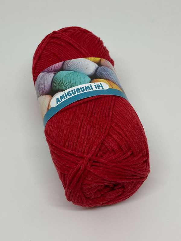 Amigurumi Yarn-Red