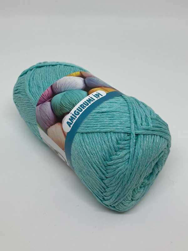 Amigurumi Yarn-Mint Green