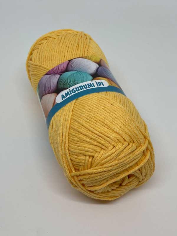 Amigurumi Yarn-Yellow