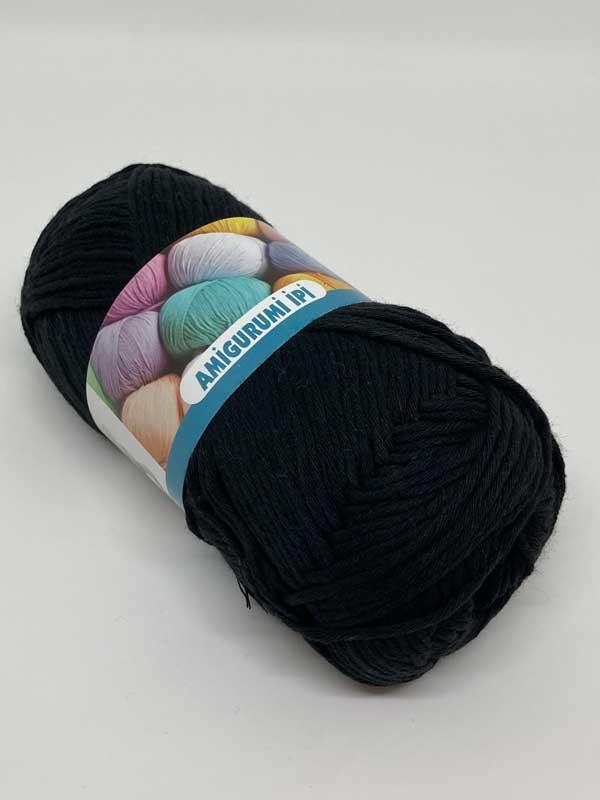 Amigurumi Yarn-Black