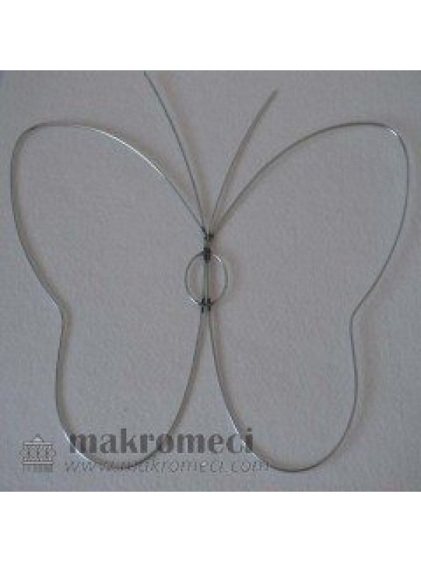 Butterfly Metal Wall Decoration-Door Ornament Wire