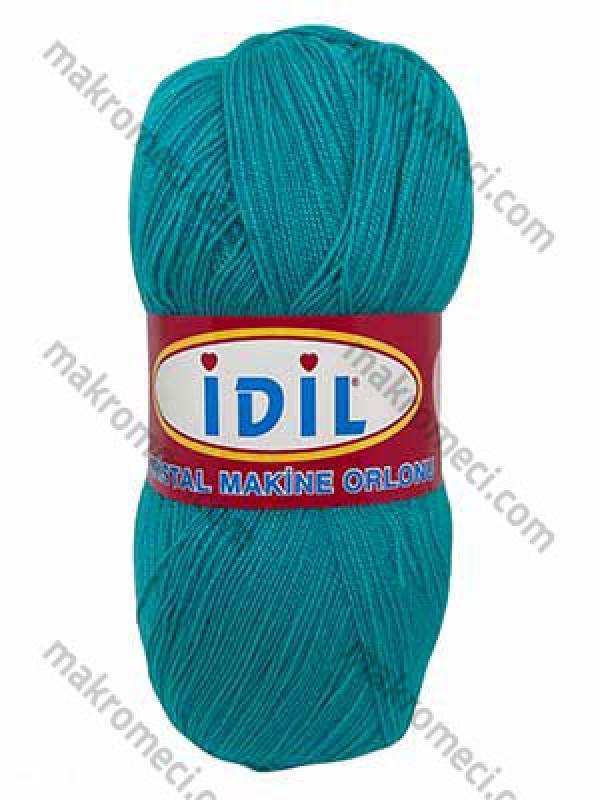 İdil Fiber Knitting Yarn-Dark Turquoise