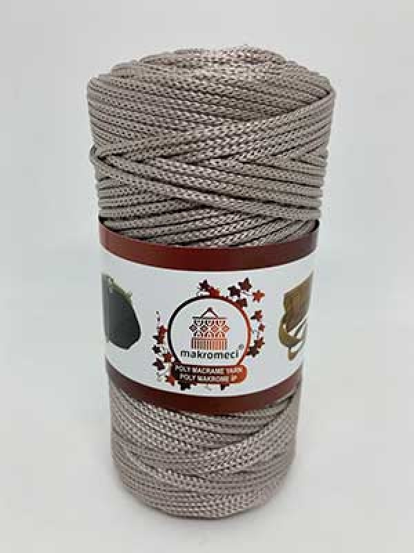 Polypropylene Macrame-Mink Color