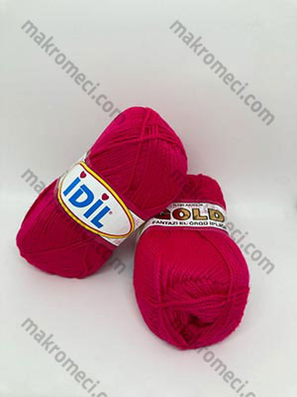 İDİL Bootee Knitting Yarn-Cyclamen