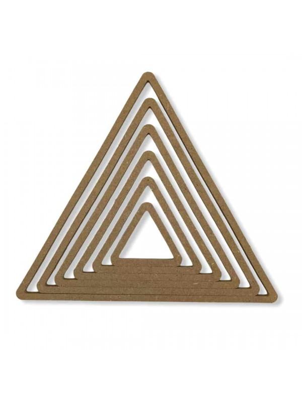Triangle Dream Trap Set 6 SIZES